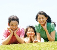 家族のイメージ写真