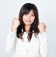 転職活動をがんばる女性のイメージ写真