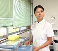 やりがいをもって働く看護師のイメージ写真